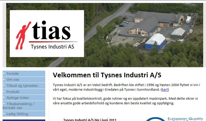 Tysnes Industri AS